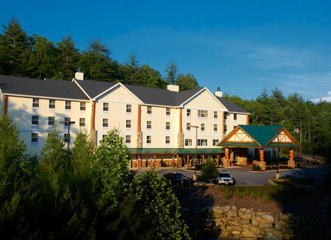 Hampton Inn & Suites Cashiers - Sapphire Valley
