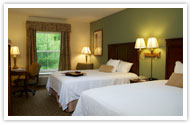 Sapphire Hotel Standard Double Queen Room at Hampton Inn & Suites Cashiers
