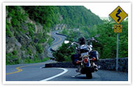 Blue Ridge Parkway Motorcycle Groups, North Carolina